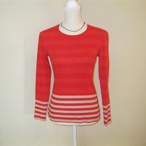 Ann Taylor 100% Cotton Pullover Sweater EUC
